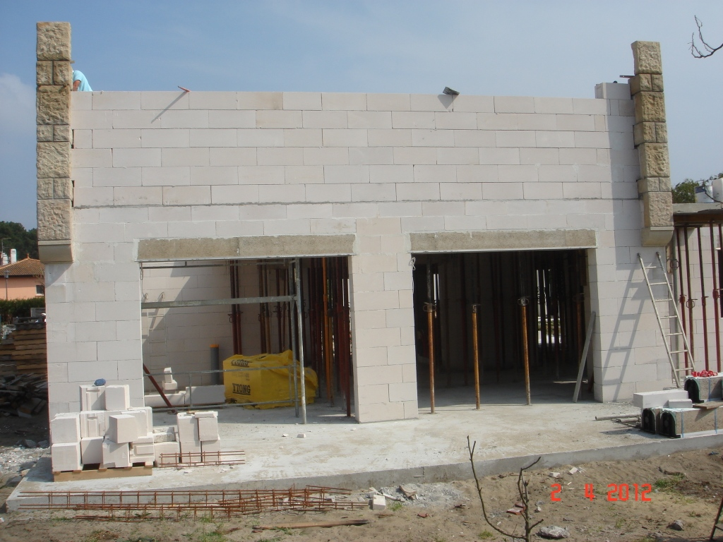 Siporex construction saint paul - Construction beton cellulaire ...
